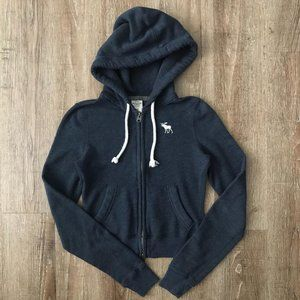 Abercrombie & Fitch Kid's Full Zip Hoodie XS